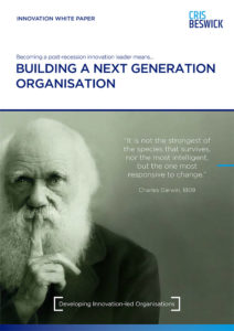 Innovation White Paper 05 - Building a Next Generation Organisat