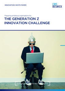 Innovation White Paper 06 - The Generation Z Innovation Challeng