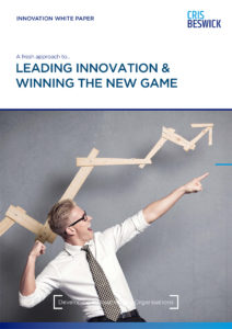 Leading Innovation & Winning the New Game