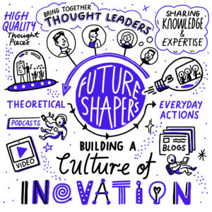 The Future Shapers Sketch
