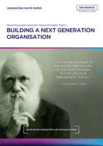 Building a Next Generation Organisation Mar2018