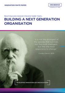 Building a Next Generation Organisation Mar2018
