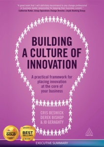 Building a Culture of Innovation - Cris Beswick Executive Summary 2018.ai